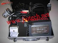 MB STAR C4 Benz C4 Diagnostic Scanner mercedez star c4 2017/07