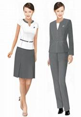 成都定做职业装西服衬衫领带13219076728