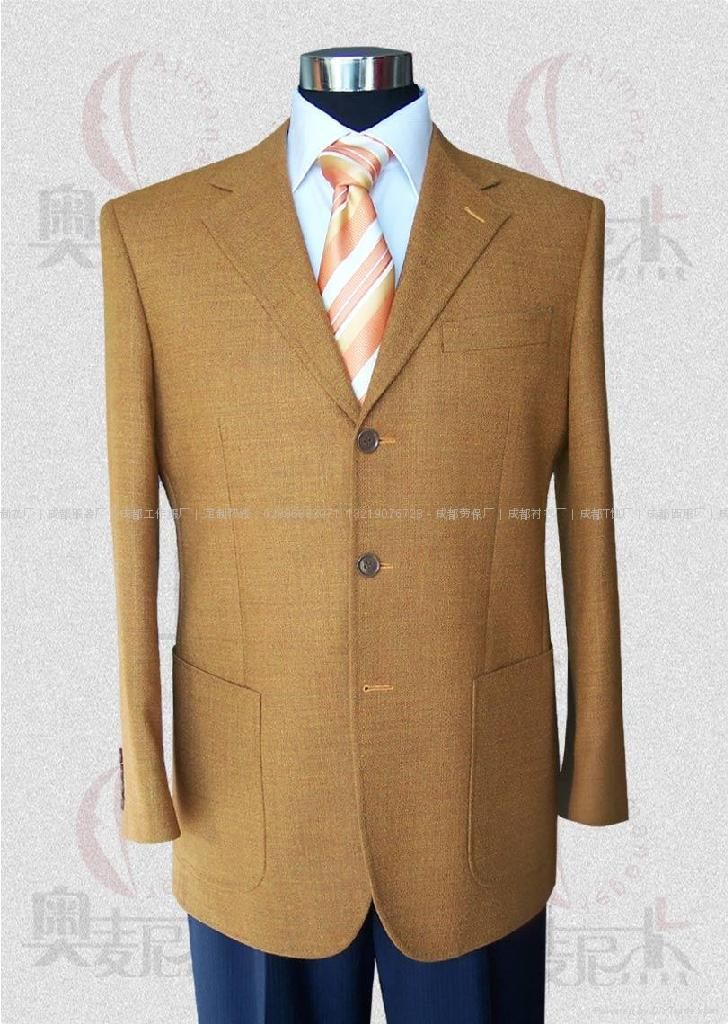 四川制服定做|四川衬衫定做|四川领带定做|四川保安服定做 1
