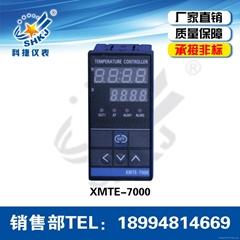 智能温控器XMTG7000系列 7411 7412 7511 7512 烤箱温控器智能PID