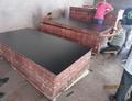 Black film faced marine plywood 5