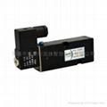 贴板式气缸执行器电磁阀FLXC25DC24V 1