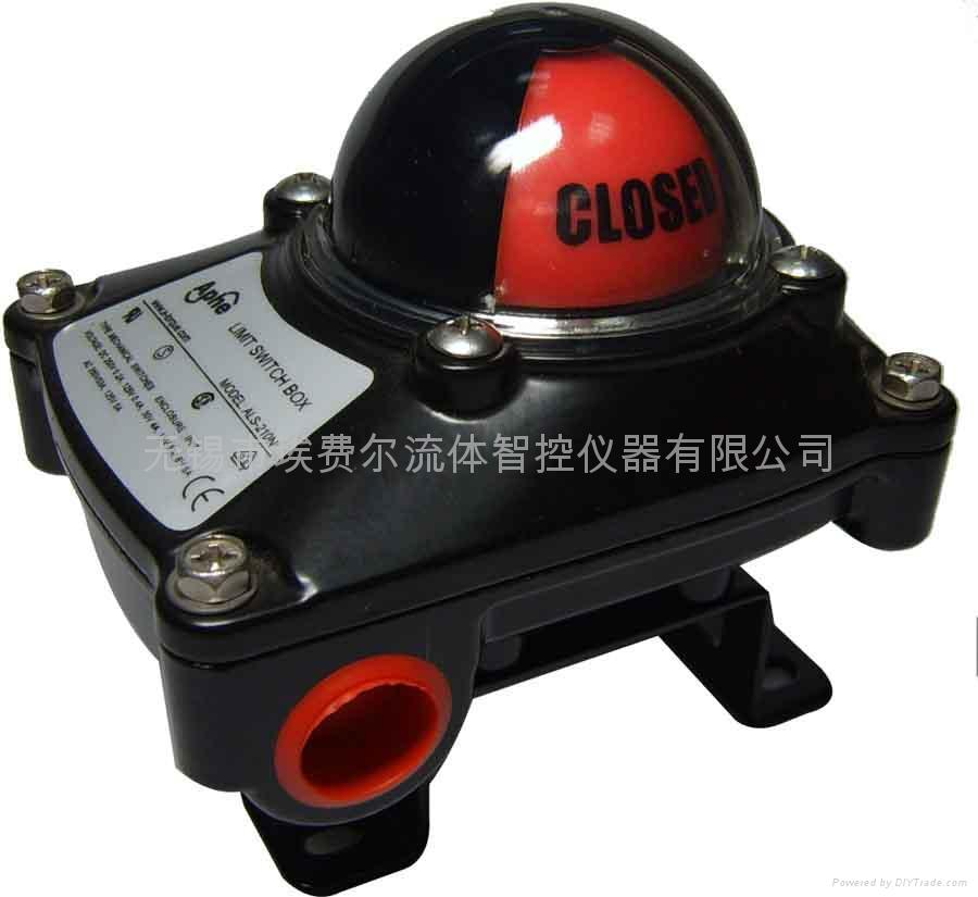 机械式SPDT阀门回讯器TPL210 2