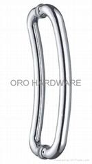 V V P Stainless steel handle