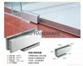 MAB-7300 floor spring ,for 150kg door weight 1