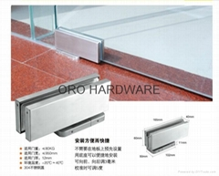 MAB-7300 floor spring ,for 150kg door weight
