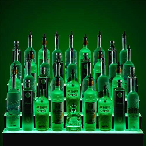 发光酒架厂家,发光酒架定制,LED酒架厂家,乐顺制品公司 4