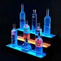 发光酒架厂家,发光酒架定制,LED酒架厂家,乐顺制品公司 5