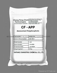 環氧樹脂包覆聚磷酸銨