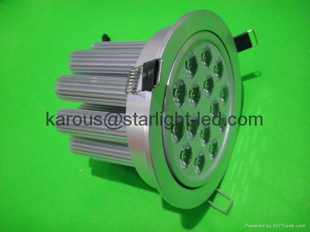 LED筒灯(天花灯)15w 30w 45w 1