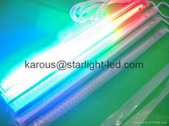 流星雨动态的节能日光灯管