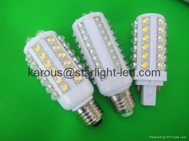 插拔燈E27 6.4W 2