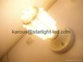 LED Plug-in Tube E27 8.3W