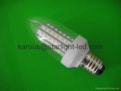 LED Corn Bulb(replace tungsten filament bulb)