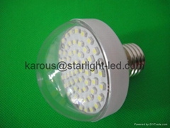 LED Corn Bulb or Globe Bulb