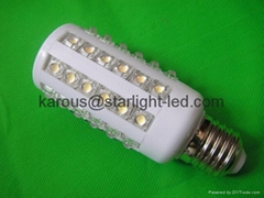 LED Plug-in Tube E27 4.8W
