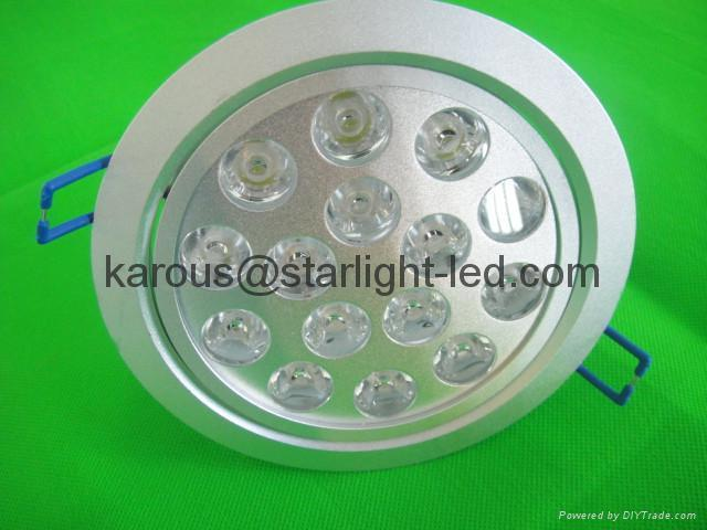 節能筒燈(天花燈) 1