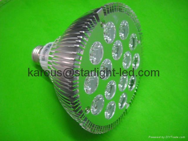 PAR38 Lamp(Spotlight)大功率射燈15W 1