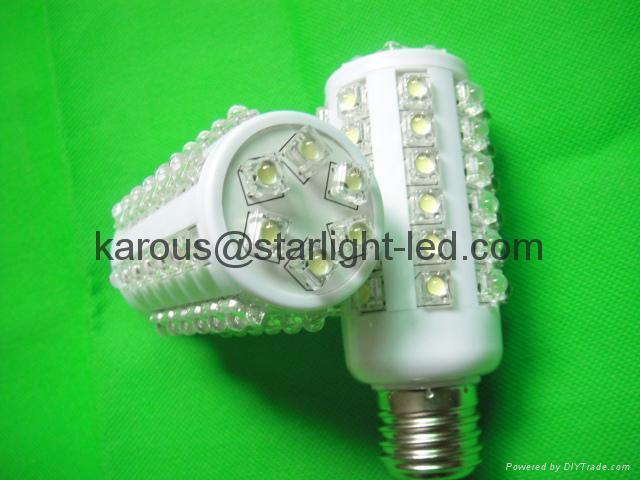 插拔燈E27 6.4W 3