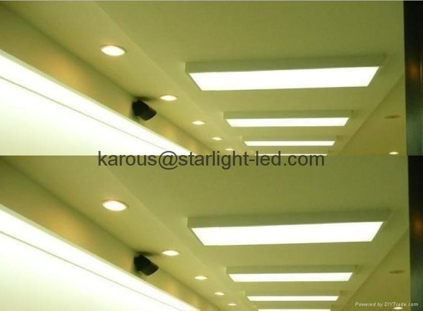 節能平板燈200*200單色 3