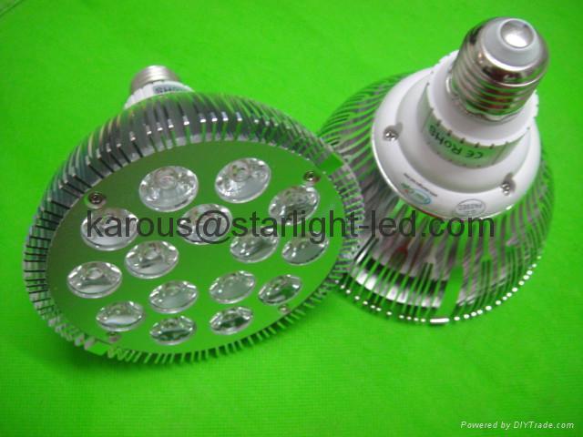 PAR38 Lamp(Spotlight)大功率射燈15W 2