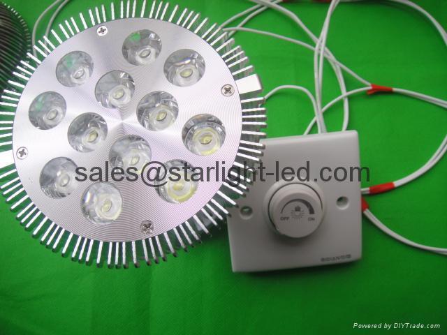 可調光的PAR燈 1