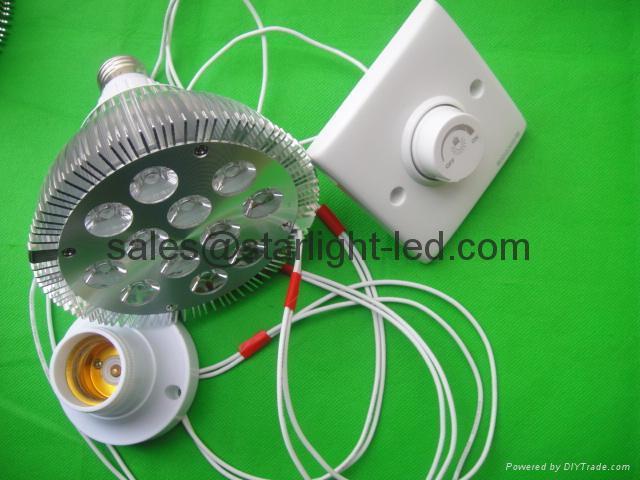 可調光的PAR燈 3