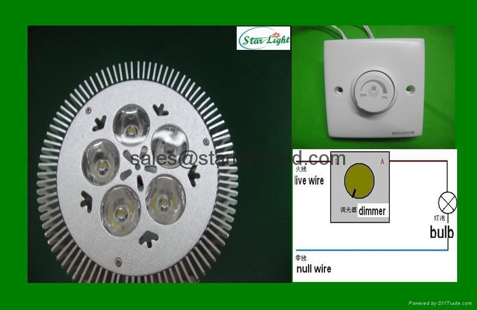 可調光PAR燈 1