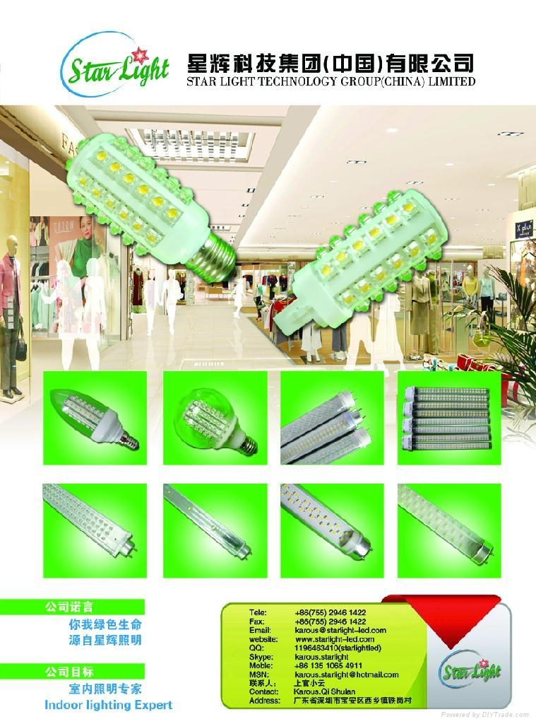 LED Cornbulb CE EMC