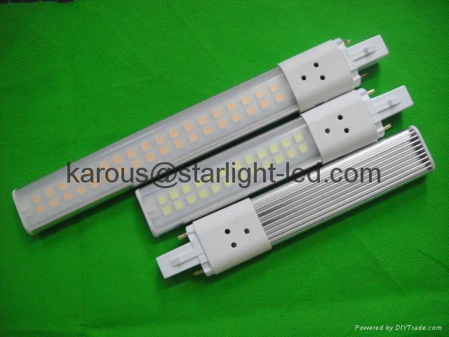 G23灯 11w内置电源 4