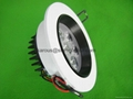 Updated downlight