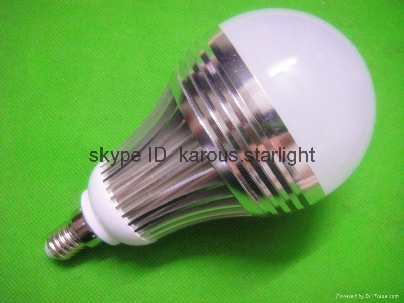 E27 5W to 10w frosted bulb