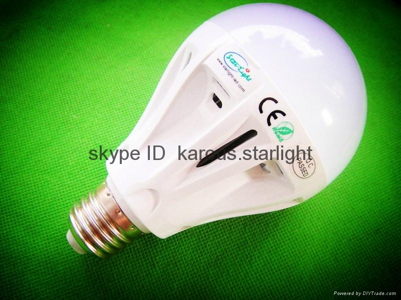 E27 economic-type bulb from 3w to 15w