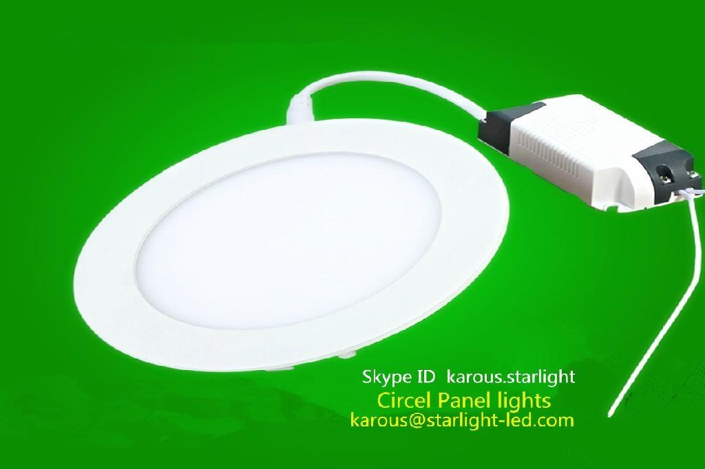 圓形平板燈 1