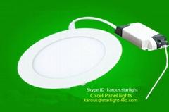 圓形平板燈