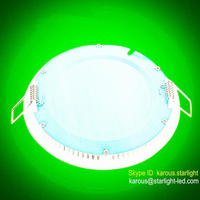 节能平板灯6W 2