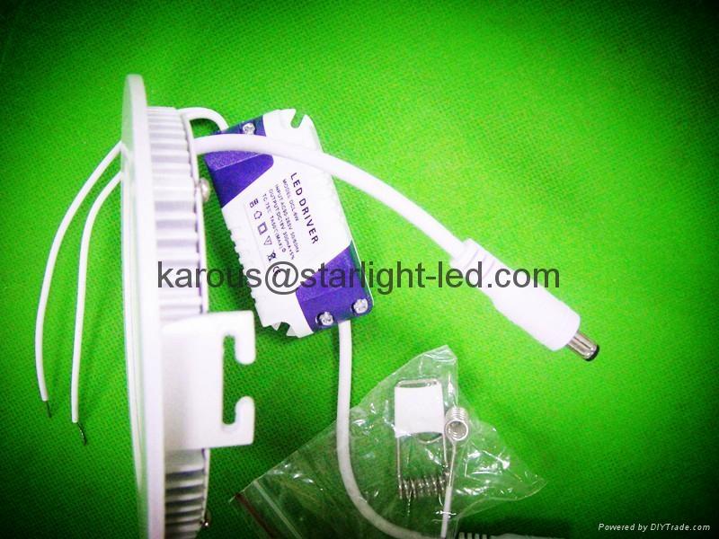 節能平板燈9w 3