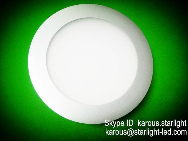 Circle Panel light 9w
