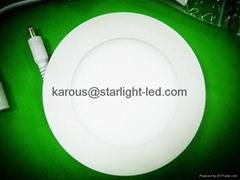 Circle panel light 12w 15W 18W