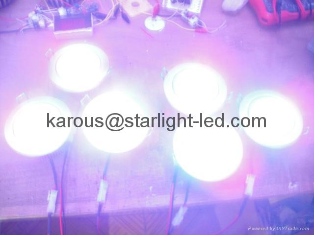 節能平板燈12w 15W 18W 4