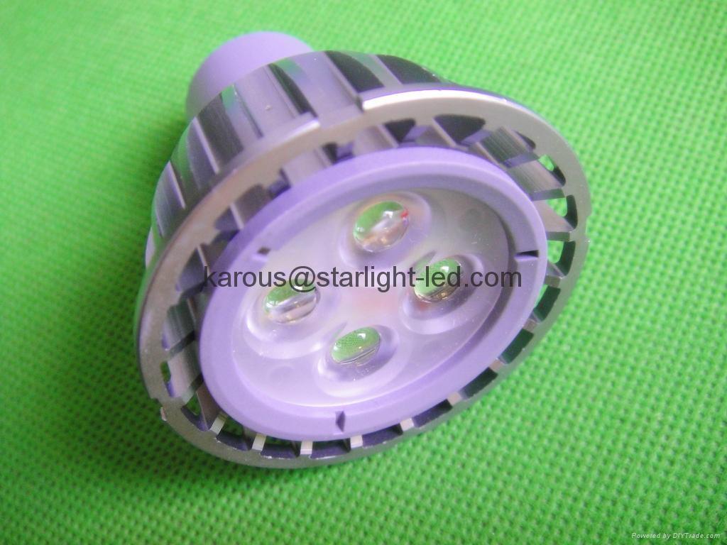 Spotlight 5W E27 MR16 GU10