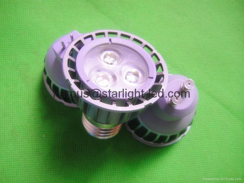 射燈 6W E27 MR16 GU10 1