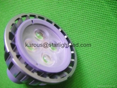 Spotlight 8W E27 GU10 MR16