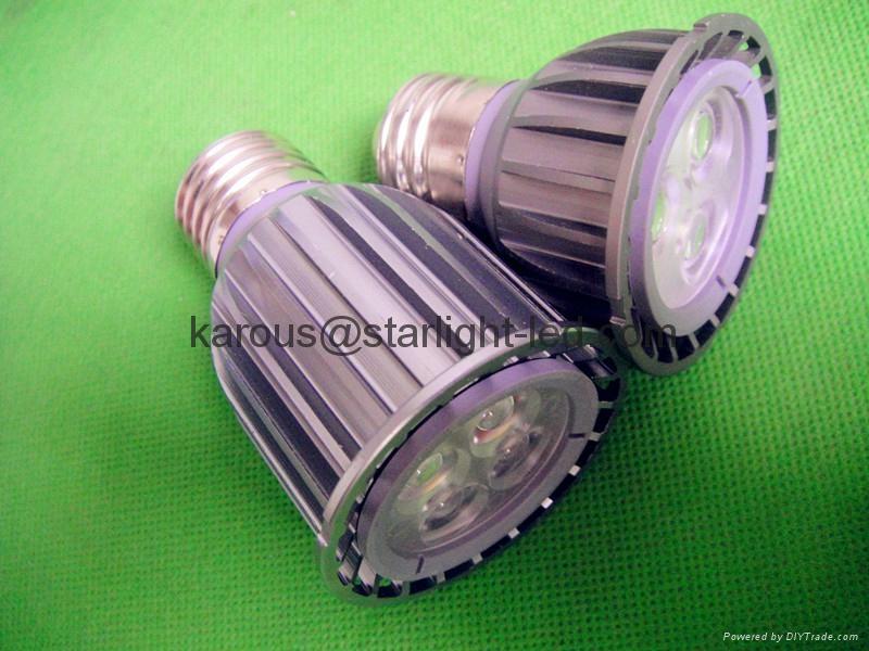 射灯10W E27 GU10 1