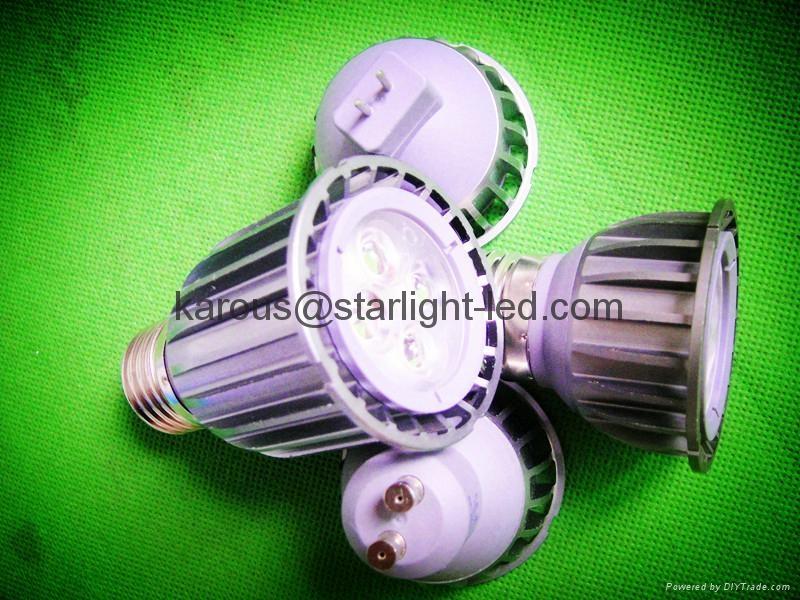 射灯10W E27 GU10 2