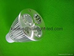 射燈GU10 3W