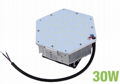 LED streetlamp retrofit kit 30W