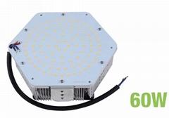 美國led路燈替換件60W