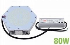 美國led路燈替換件80W