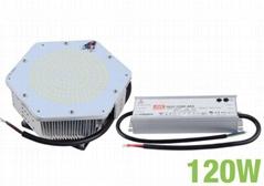 美國led路燈替換件120W